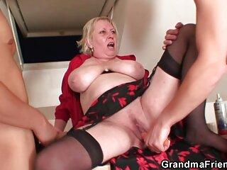 Un'altra film erotico xxx nonna che vuole avere il suo giovane nipote felice
