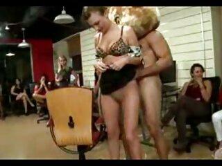 Kianna Dior mangia il film erotici porno cazzo del suo timido figlio Jordi .