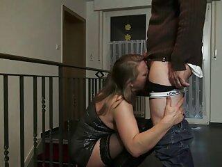Il mio nuovo film erotico porno collega è una bionda molto vizioso