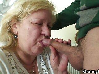 Il nuovo stagista cade sedotto dall'insegnante di film erotico online palestra