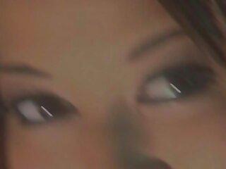 Rachel Roxxx godendo due video erotico donne cazzi per se stessa